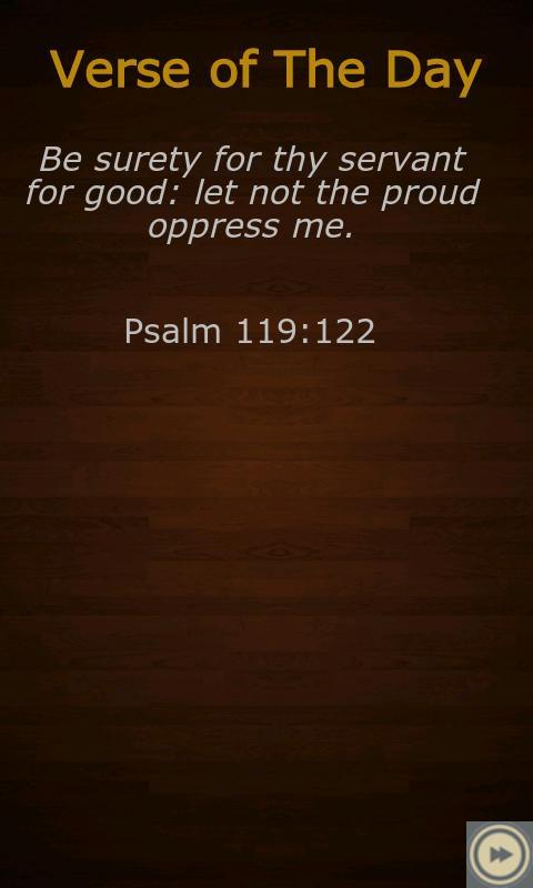 Book of Psalms (KJV) FREE! for Android - APK Download