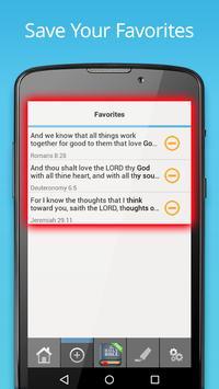 King James Bible (KJV) Free screenshot 3