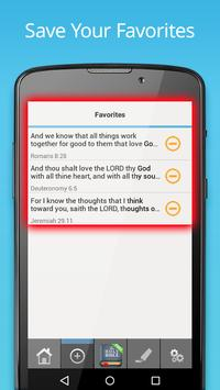 King James Bible (KJV) Free скриншот 3