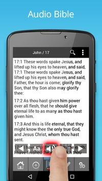 King James Bible (KJV) Free скриншот 4