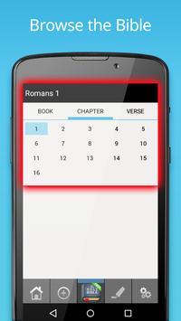 King James Bible (KJV) Free screenshot 5