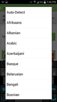 Translate Anything App FREE! apk screenshot