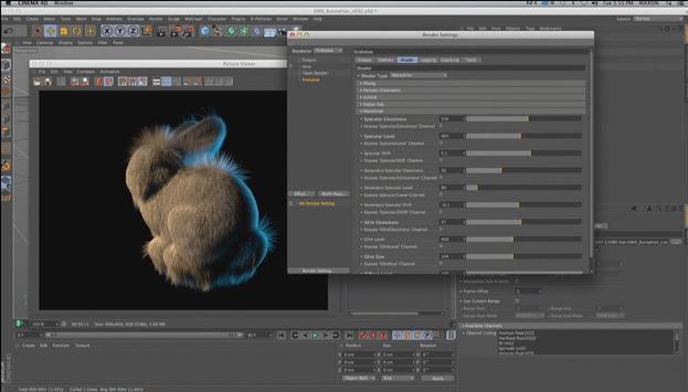 Learn Cinema4D Manual 11 apk screenshot