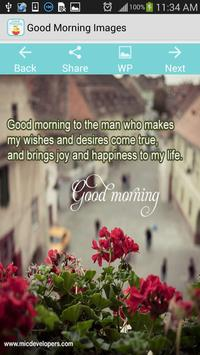 Good Morning Images - Quotes apk screenshot