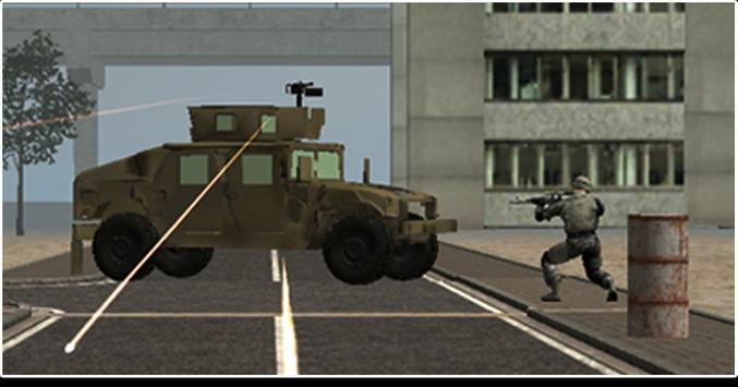Urban Commando Combat Mission apk screenshot