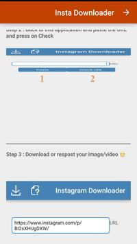 Save for video and image apk screenshot