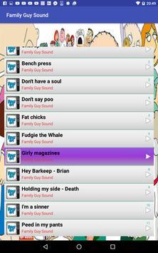 Family Guy SoundBoard screenshot 9