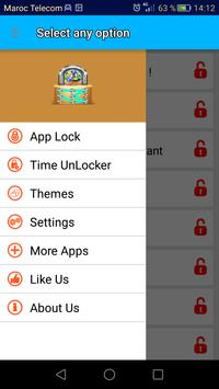 Secret Application Lock apk screenshot