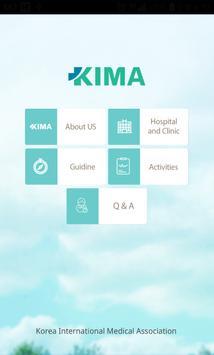 KIMA screenshot 1