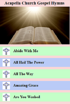 Acapella Church Gospel & Hymns for Android - APK Download