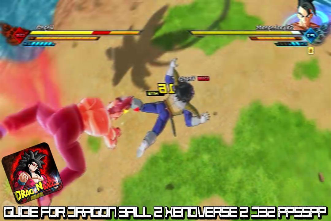 💣 Dragon ball xenoverse for ppsspp emulator   Top 5 Dragon Ball