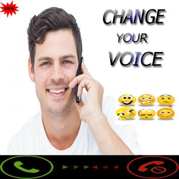 call voice change apk screenshot