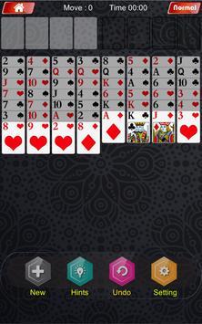 FreeCell Solitaire screenshot 1