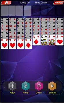 FreeCell Solitaire screenshot 2