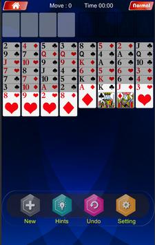 FreeCell Solitaire screenshot 3