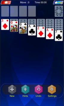Solitaire Klondike screenshot 1