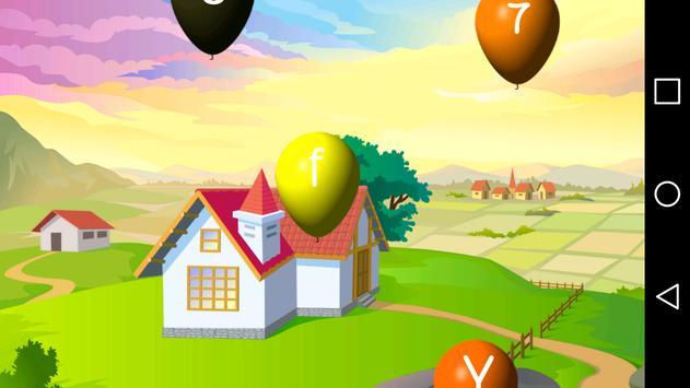 ABC Ballons screenshot 3