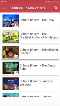 Collection Of Chota Bheem Videos poster