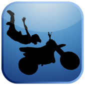 Shadow Bike Run icon