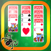 Solitaire windows Spider icon