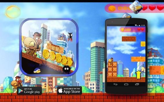 Super Thief Run poster