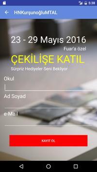 Hikmet Nazif Kurşunoğlu MTAL apk screenshot
