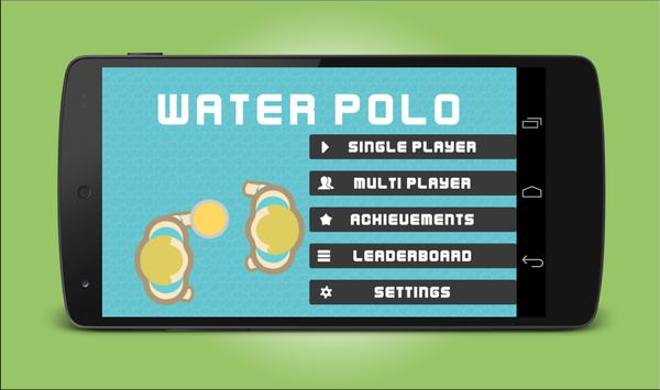 Water Polo Game poster