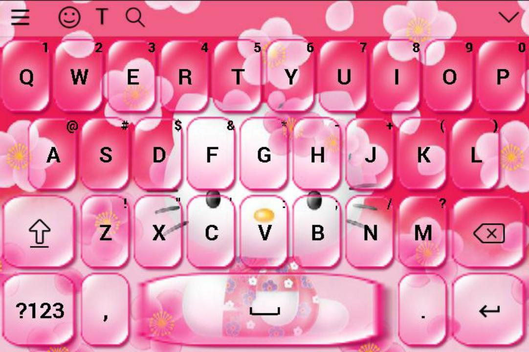 Hello Kitty Hk Keyboard For Android Apk Download