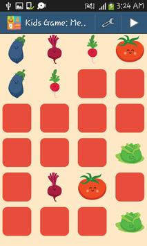 Kids Game: Memory Challenge apk screenshot