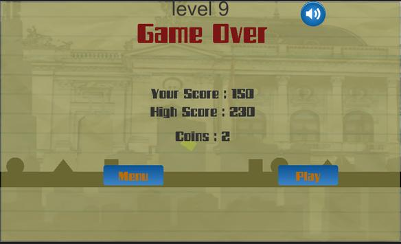 Ninja Shadow Run screenshot 4