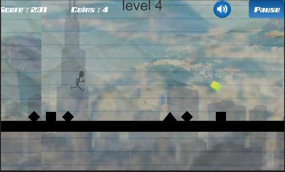 Ninja Shadow Run screenshot 7