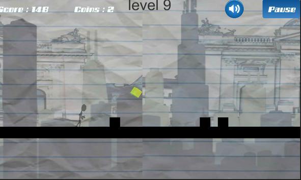 Ninja Shadow Run screenshot 9