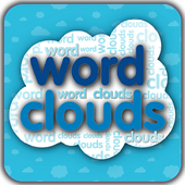 Word Clouds : Word Art Generator icon