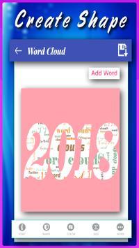 Word Clouds : Word Art Generator screenshot 2