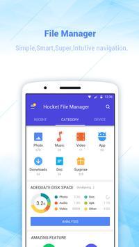 Hocket File Manager poster