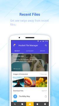 Hocket File Manager screenshot 2