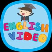 Học tiếng anh qua video icon