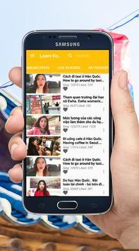 Learn Korean Online screenshot 5