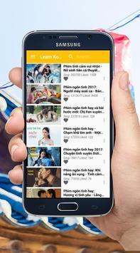 Learn Korean Online screenshot 1