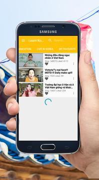 Learn Korean Online screenshot 2