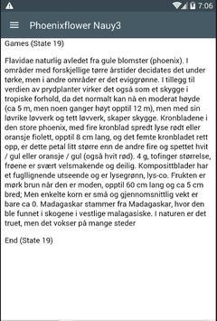 Phoenixflower Nauy3 screenshot 1