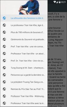 Tranvankhe Fr apk screenshot