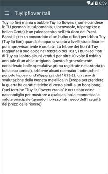Tuylipflower Itali poster