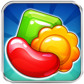 Candy Legend - puzzle match 3 candy jewel icon