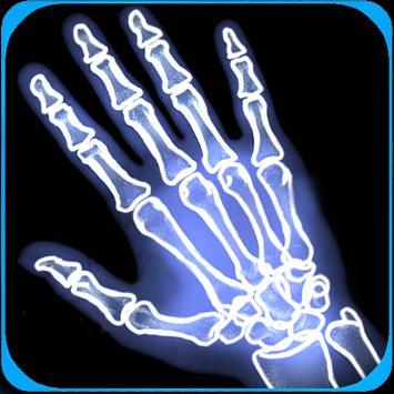 X Rays Smartphone Joke apk screenshot