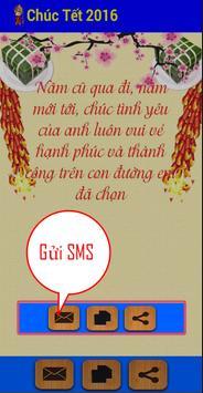 SMS Chúc Tết 2016 apk screenshot