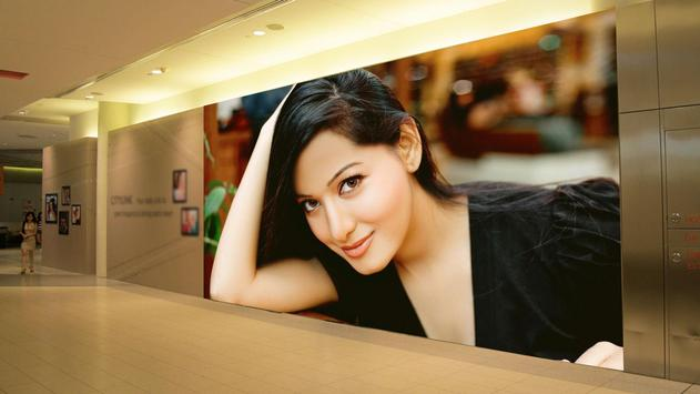 Hoarding Photo Frames poster