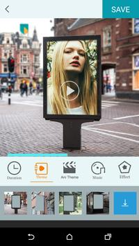 Hoarding Video Maker apk screenshot