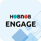 Hobnob Engage icon