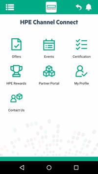 HPE Channel Connect screenshot 2